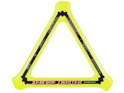 Bumerang AEROBIE Orbiter - žlutý