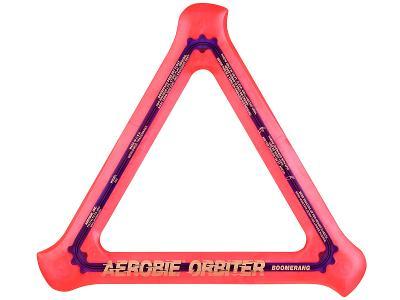 Bumerang AEROBIE Orbiter - oranžový