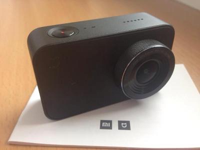 Xiaomi Mi Action Camera 4K Wi-Fi, BlueTooth, USB, Sony IMX317