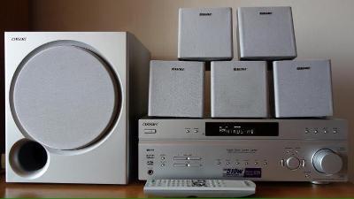 Sony reprobedny, magneticky stíněný, Model MSP661 6ohm