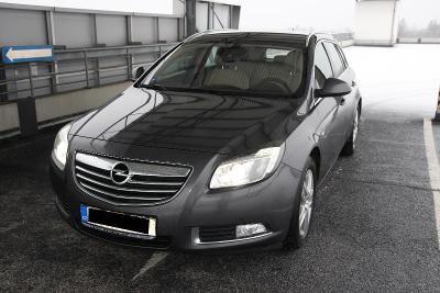 Opel Insignia 2.0 CDTi, 185.124km