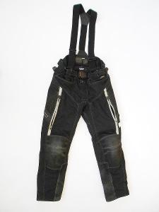 Kalhoty textil+ kůže REUSCH- vel. L/52, chrániče