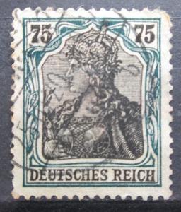 Německo 1919 Germania Mi# 104 0012