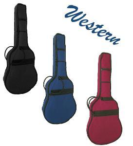 Petricard | MSA-GB Nylonové polstrované pouzdro pro westernovou kytaru
