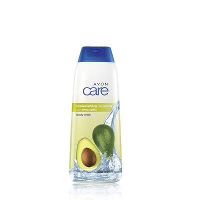 Vyživující sprchový gel s avokádem