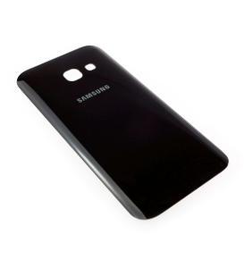 Zadní kryt baterie Samsung Galaxy A3 2017 černý