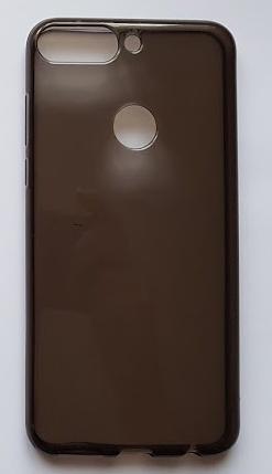 Obal průhledný silikonové pouzdro Huawei Y7 Prime