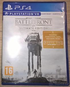 Star Wars: Battlefront (PS4) - základní verze