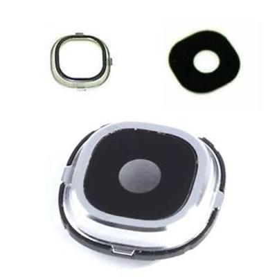 Sklíčko foťáku Samsung S4 I9505 kryt kamery