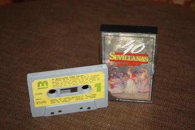 M302. 40 Sevillanas Para Bailar