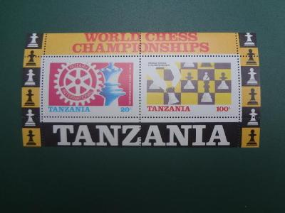 A 54  Tanzanie**