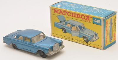 MATCHBOX RW No. 46C - Mercede Benz 300 SE