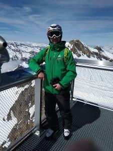 pánský lyžařský komplet Hannah