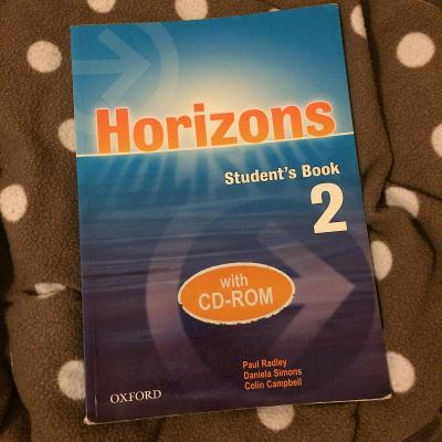 Učebnice Horizons 2 + CD