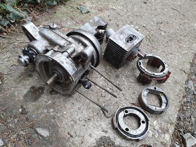 Motor babetta, babeta 207
