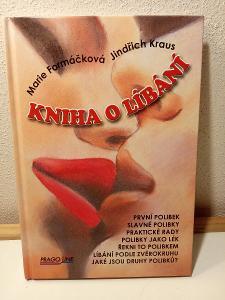Kniha - Kniha o líbání