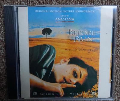Anastasia - Before The Rain - Original Motion Picture Soundtrack