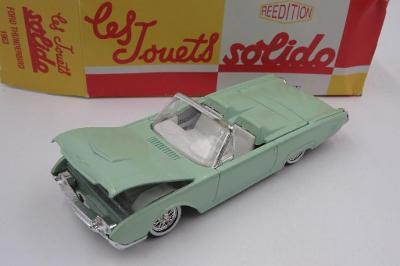 Ford Thunderbird 1963  Solido Retro BOX Made in China