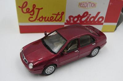 Lancia Lybra  Solido Retro BOX Made in China
