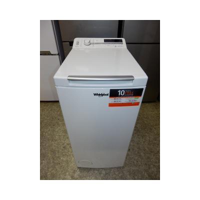 horem plněná pračka Whirlpool TDLR 65220 A+++, 6,5 kg, 1200 ot, nová
