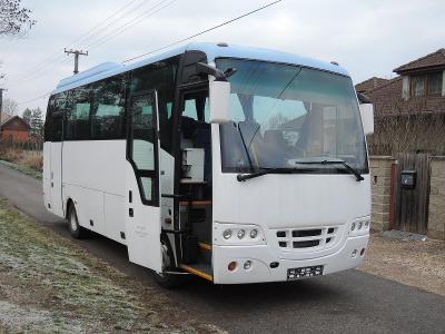 Autobus  - Isuzu TURQUOISE Q-BUS 31