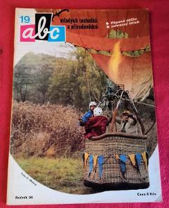 Časopis ABC s vystřihovánkou č. 19/1990...(9994)