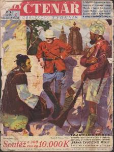 Malý čtenář - Ročník 59 Čísla 1 - 40 1939
