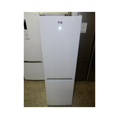 kombinovaná chladnička Beko RCSA 270 K30W A++, nová