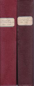 Világlapja 2 svazky  Frida, Angliai Erzsebet 1931