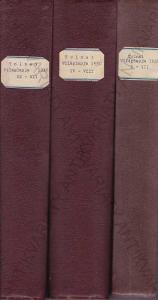 Világlapja 3 svazky  Frida, Angliai Erzsebet 1930