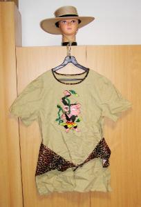 7881 PRŮVODCE SAFARI - karnevalový kostým pro dospělé
