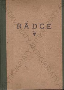 Rádce z Předmostí - ročník XXV. 1938