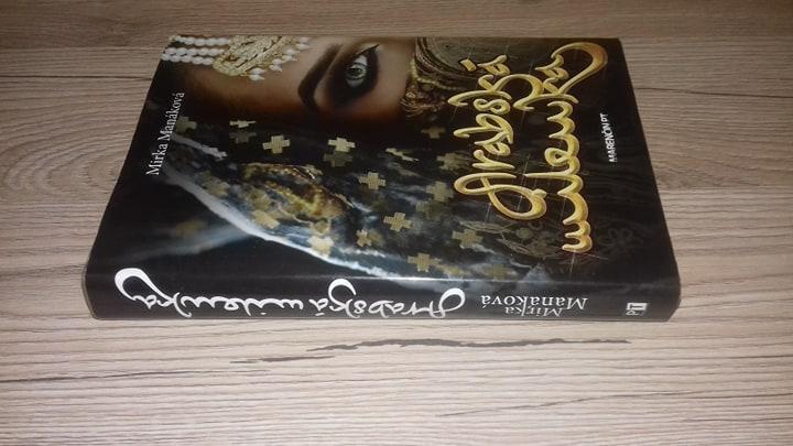 MIRKA MANÁKOVÁ : Arabská milenka (slovensky) - Knihy