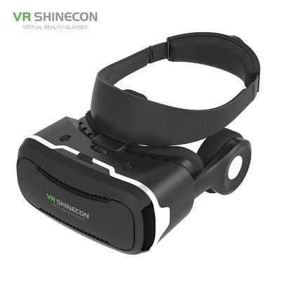 Brýle pro virtuální realitu - VR brýle Shinecon se sluchatky