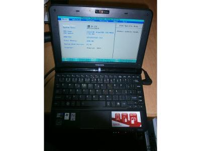 Netbook Toshiba NB300-10P