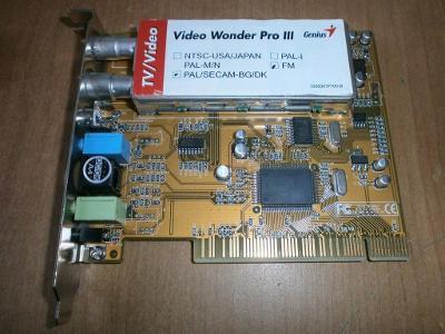 TV karty PCI - různí výrobci
