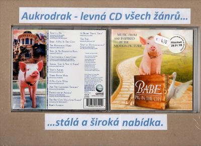 CD/Babe-Pig In The City
