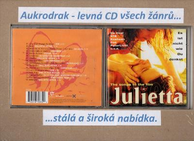 CD/The Songs To The Film Julietta
