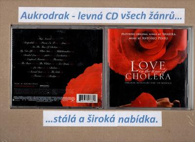 CD/Love In The Time Of Cholera