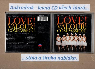 CD/Love! Valour! Compassion!