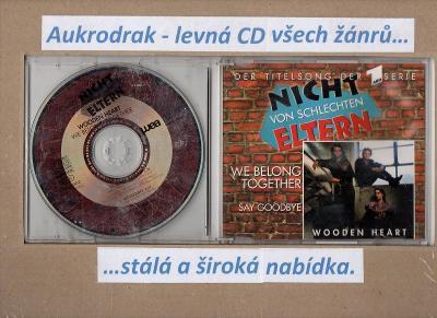 CD/Wooden Heart-We Belong Together