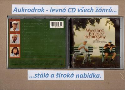 CD/Wrestling Ernest Hemingway