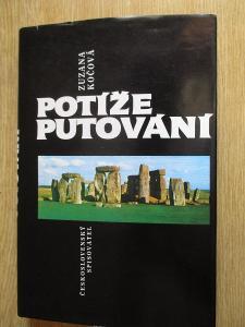 Kočová Zuzana - Potíže putování (1. vydání)