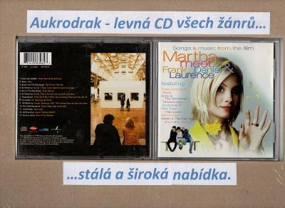 CD/Martha Meet Frank, Daniel & Laurence