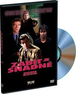 ZABÍT JE SNADNÉ  DVD