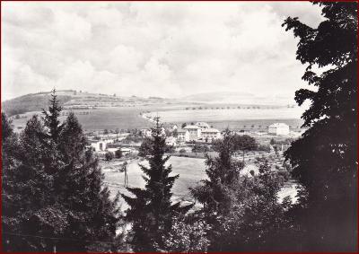Přibyslavice * celkový pohled na obec * Brno venkov * V1036