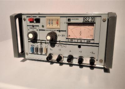 Laboratorní zdroj RSZ-20