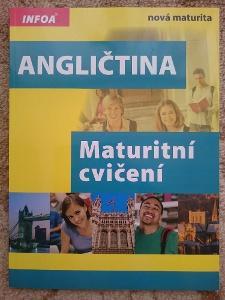Anglická maturitní cvičení, nakladatelství INFOA