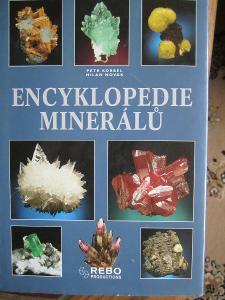 Encyklopedie minerálů - Korbel, Novák