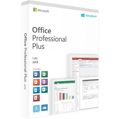 Microsoft Office Professional Plus 2019 - CZ/SK Licence